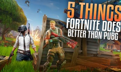 Is PuBg better than Fortnite?