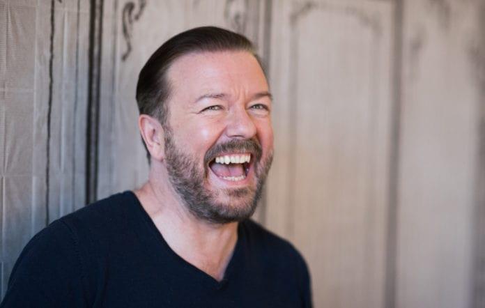 Ricky Gervais latest net worth
