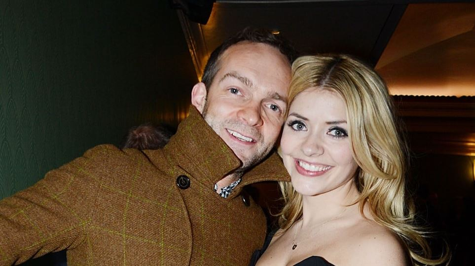 Holly Willoughbys husband - Dan Baldwin
