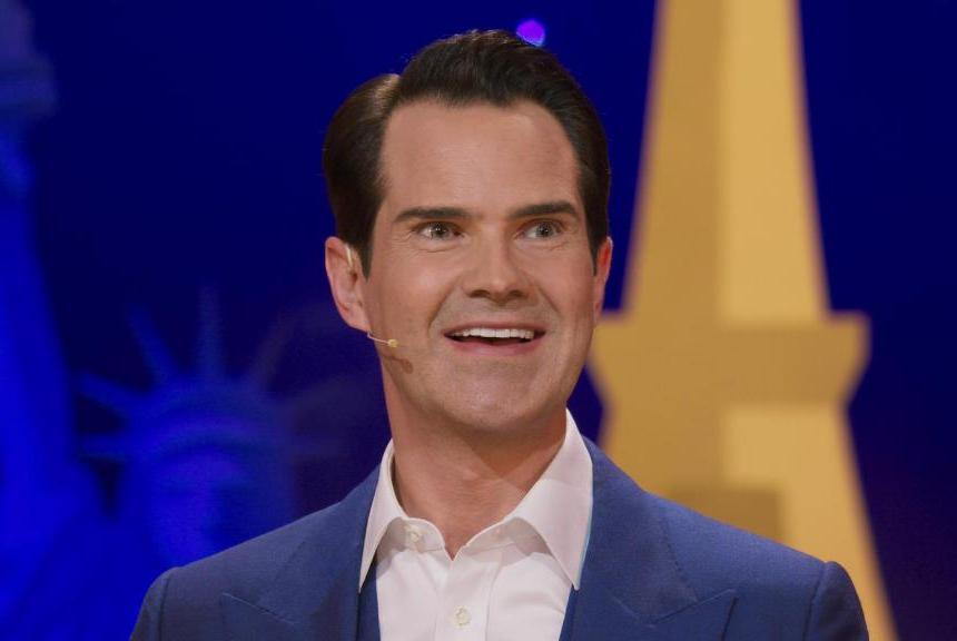 Jimmy Carr's net worth